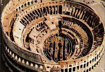 El Coliseo Romano, lugar de los gladiadores en la antigua Roma   Romanus Gladiatores   Scoop.it