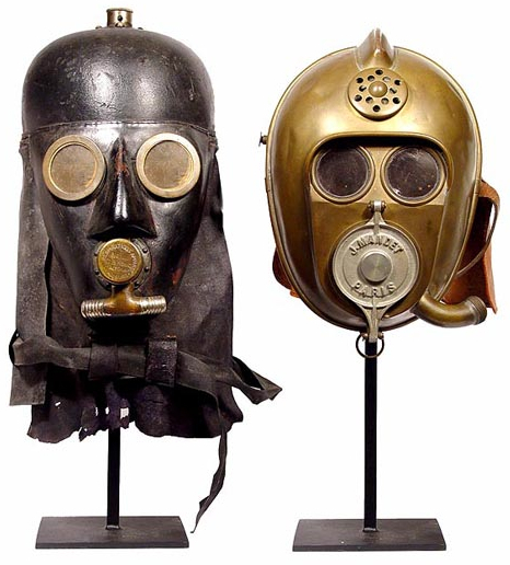 19th Century Rescue Masks | All Geeks | Scoop.it