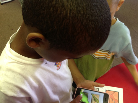 5 Reasons to Use Augmented Reality Flashcards at the K-5 Level ... | Aurasma-Tazz in Education | Scoop.it