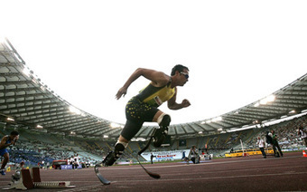 Oscar Pistorius is helping to redefine 'disability' | Democritus | Scoop.it