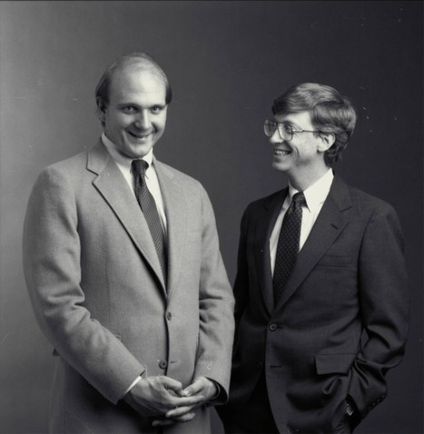 Bill Gates And Steve Ballmer Are Likely To Be Re-elected To Microsoft Board | Apple and Technology Review | Scoop.it