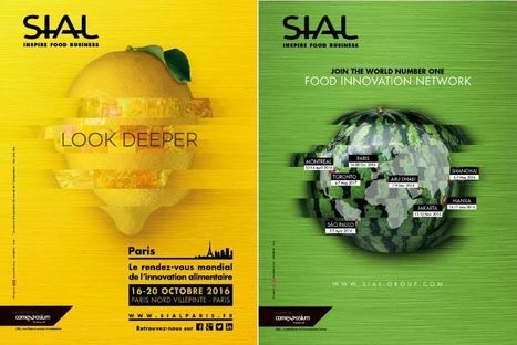 "SIAL 2016, le rendez-vous «AgriCOOL»   Leads "" Les Agences Design & Stand""   Scoop.it"