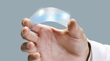 Graphene takes on a new dimension | Smart devices and technology solutions | Scoop.it
