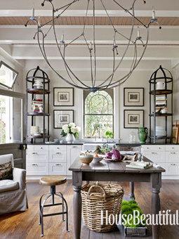 A Savannah Kitchen | Home Decor | Scoop.it