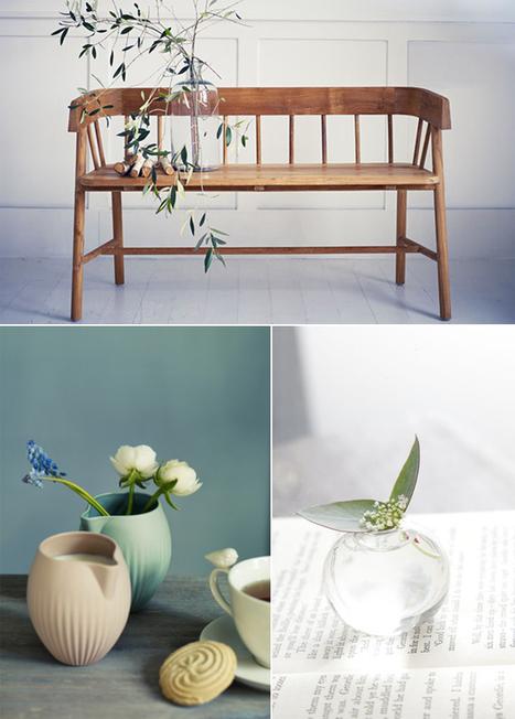 Happy Interior Blog: Waiting For Spring With Rowen & Wren   la Mode i love it   Scoop.it