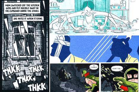 The best graphic novels of 2014 | Young Adult and Children's Stories | Scoop.it