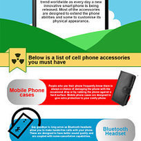 Top 5 cell Phone Accessories You Must Have | Mobile Accessories | Scoop.it