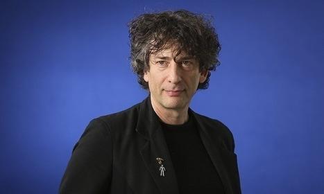 Neil Gaiman novel wins Book of the Year | BookSmart | Scoop.it