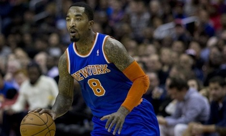 New York Knicks' J.R. Smith Lets Guys Know It's Okay If Their 'Chick' Follows Him On Twitter - Business 2 Community | Digital-News on Scoop.it today | Scoop.it