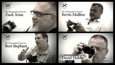 X-Photographer´s interview | Fujifilm Global | Fuji X-Pro1 | Scoop.it