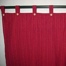 100% cotton Curtain Wholesaler - Ring Curtain Manufacturer - Loop curtain supplier | Home Textile Manufacturer | Scoop.it