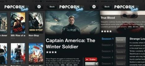 You Can Now Get Popcorn Time--The Netflix of Torrents--on Your iPhone | leapmind | Scoop.it