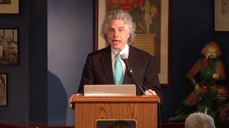 Steven Pinker Uses Theories from Evolutionary Biology to Explain Why Academic Writing is So Bad | Gentlemachines | Scoop.it