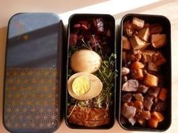 #bento   La cuisine de MrDebout   Bento en france   Scoop.it