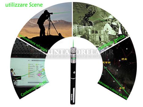 Puntatore laser verde per astronomico 200mw | puntatore laser verde | Scoop.it
