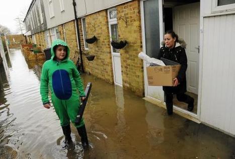 Project to improve sewers in flood-hit Buckskin gets under way - Basingstoke Gazette | Groundwater flooding UK | Scoop.it