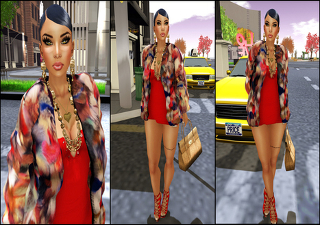 Inside Tata's Closet: MY UNBUTTONED DRESS IS...UNBUTTONED! | 亗 Second Life Freebies Addiction & More 亗 | Scoop.it