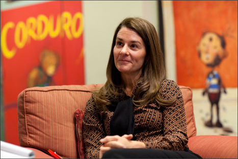 Q&A: Melinda Gates Talks Teacher Quality | Kenya School Report - 21st Century Learning and Teaching | Scoop.it