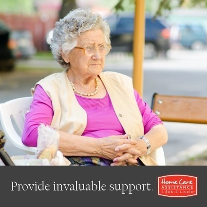 Dementia Behavioral Changes | Home Care Assistance of Bloomfield | Scoop.it
