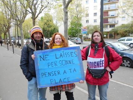 15 avril, entre St Denis et Villiers-le-Bel | #marchedesbanlieues -> #occupynnocents | Scoop.it