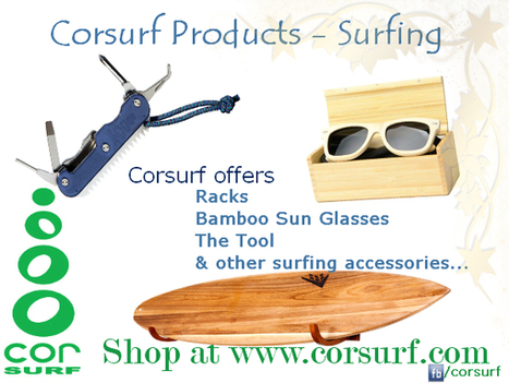 Corsurf Products Shop Online - Surfing | Surfing World | Scoop.it