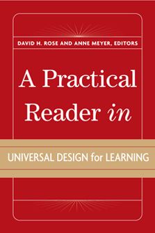 A Practical Reader in Universal Design for Learning | UDL & ICT in education | Scoop.it