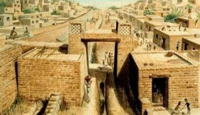 Fall Of Harappan Civilization Caused By Ancient Climate Change, Says New Study | Collapse of Ancient Civilization | Scoop.it