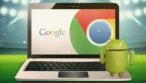Un Chromebook hybride avec Android et Chrome OS à bord - Phonandroid | Cerje | Scoop.it