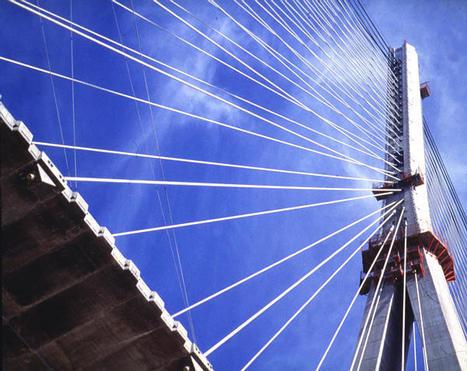«Naissance d'un pont», lu par Maylis de Kerangal   Référent numérique   Scoop.it