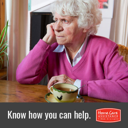 Signs of Senior Stress   Home Care Assistance   Scoop.it