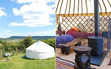 Villagers' anger at Mongolian 'glamping'   The Indigenous Uprising of the British Isles   Scoop.it