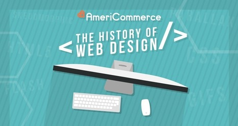 The History of Web Design [Infographic] | Design Tips & Tricks | Scoop.it