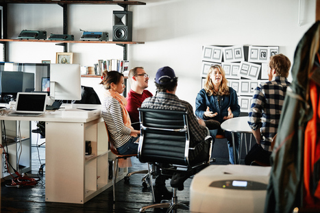 How Brainstorming Questions, Not Ideas, Sparks Creativity | Real Estate Plus+ Daily News | Scoop.it