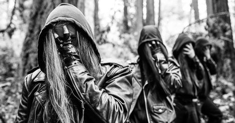 UADA casually drops a vicious black metal offering | BeatRoute Magazine | Underground Art | Scoop.it