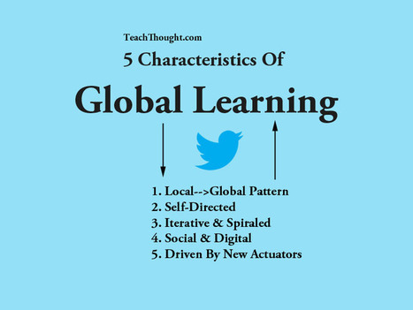 5 Characteristics Of Global Learning | Distance Ed Archive | Scoop.it