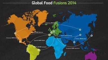 8 Food Trends and 8 Food Fusions Coming in 2014 | Healthy creative & trendy Food | Scoop.it