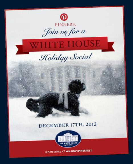 The White House Joins Pinterest   The White House   Social Media, the 21st Century Digital Tool Kit   Scoop.it