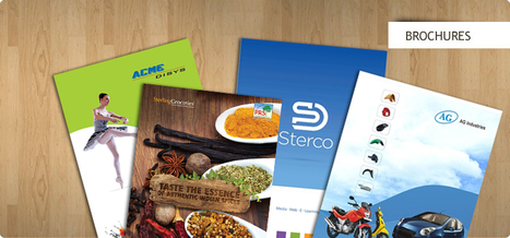 Logo, Poster, Branding, Brochure and Catalogue Design | multimedia and web apps | Scoop.it