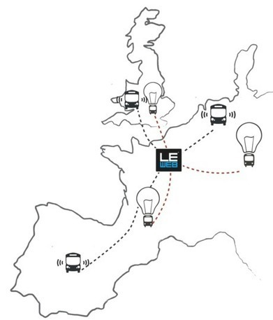 FounderBus | Toulouse networks | Scoop.it