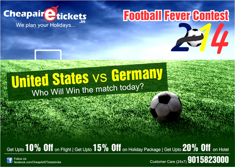 WORLD CUP 2014 - FIFA | travel agent in noida | Scoop.it