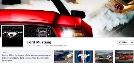 Facebook Timeline Pages update already adopted by 8 million - SlashGear | All About Facebook | Scoop.it