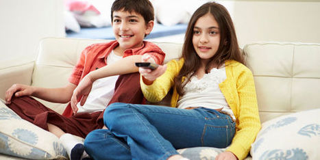 Too much TV raises blood pressure in kids - study | A Little Bit of Everything... | Scoop.it