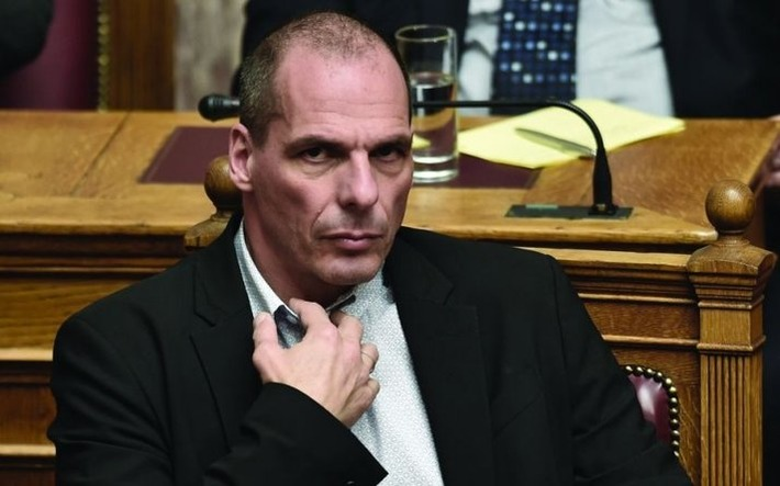 Greece's golden boy Yanis Varoufakis and his tragic fall from grace. It all ... - City A.M. | money money money | Scoop.it