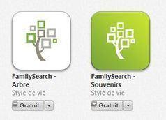 Elles sont là ! FamilySearch présente deux nouvelles applications mobiles | Histoire Familiale | Scoop.it