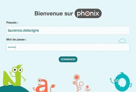 Différencier en classe avec l'aide du numérique : présentation du prototype Phonix | Tech in teaching | Scoop.it