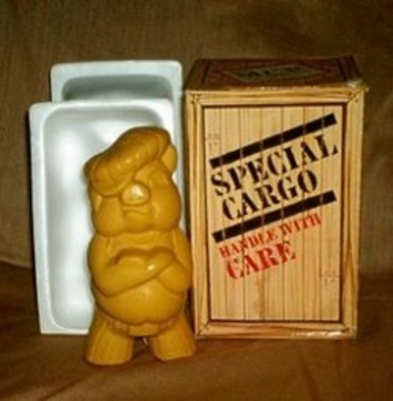 I'll Never Clean-Up With Soap Collectibles | Kitsch | Scoop.it