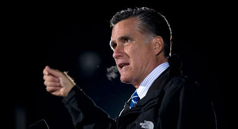 Romney: No abortion legislation - Associated Press | DispatchesUSA | Scoop.it