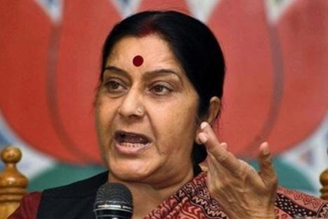 Attacks on Africans: Sushma Swaraj seeks quick policeaction   World News   Scoop.it