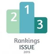 Rankings ISSUE 2015 Indicadores sintéticos de las universidades españolas | Educación a Distancia y TIC | Scoop.it