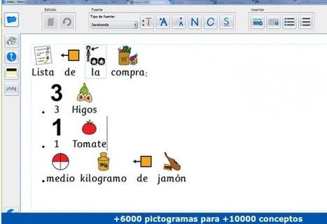 adapro – Procesador de texto para personas con dificultades de aprendizaje | Asuntos pendientes | Scoop.it